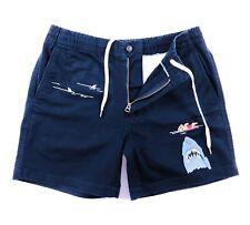 """POLO Ralph Lauren Prepster Shorts Men's Aviator Navy Shark Classic Fit 6"""""""