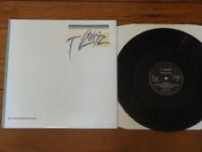 T. LAVITZ EXTENDED PLAY LP EP 5-Song RARE SHRINK 1985 Press Records UK Vinyl