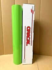 Oracal 651 1 Roll 24 X 10yd 30ft Lime Tree Green 063 Gloss Sign Vinyl