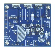 DC-DC Low Noise Linear Regulated Power Supply Bare PCB for LT1083, LT1084,LM338