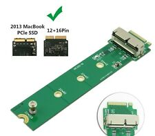 12+16 Pin SSD to M.2 NGFF PCI-e Adapter Converter For...