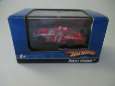 2007 Hot Wheels Office Max Race Car 1:87 HO Scale + Case