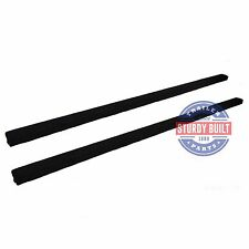 (2)- 8 ft Boat Trailer Pre-Carpeted Marine Grade Bunk Boards 2 x 4