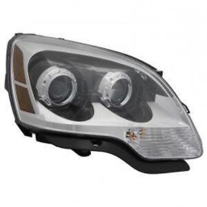 New GMC Acadia 2009 2010 2011 2012 right passenger headlight head light