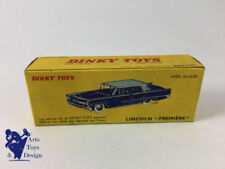 Voitures, camions et fourgons miniatures Dinky pour Lincoln 1:43