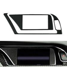 Car Interior Sticker Copilot Cup Holder Panel Trim For Audi A4 Quattro 2008-2010