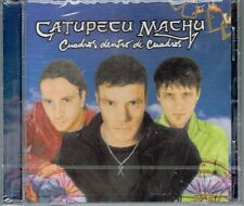 Catepecu Machos Cuadoros Dentro de Cuadros BRAND NEW  SEALED  ORIGINAL  CD