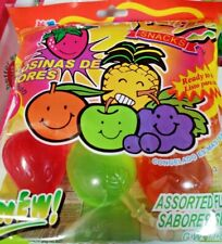 Fruit Jelly Candy (TIC TOK)  Assorted Flavors 9 count Factory Bag