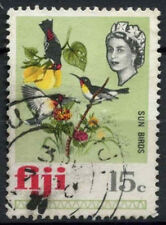 Birds Fijian Stamps