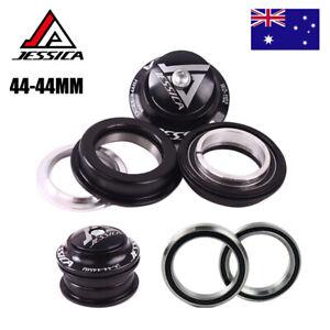 "JESSICA 44mm Headset 1-1/8"" Threadless MTB Road Bike Sealed Bearings Headset"