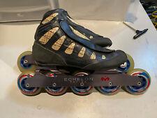 K2 Svenbock Sprint Inline Speed Skates Echelon 5x80 Frame Size 40