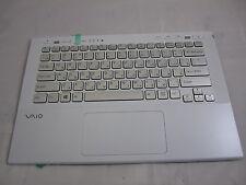 Sony Vaio SVS13 Serie Tastatur mit Obergehäuse Touchpad RU P/N: 9Z.N6BLF.201