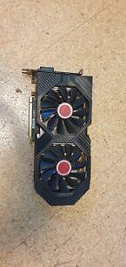XFX RX 580 Grafikkarte/ GPU, 1 Jahr Garantie, Gaming/ Mining, BTC/ ETH, RIG
