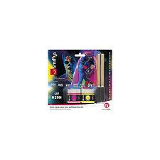 Smiffys Neon Liquid Latex Face & Body Paint Kit
