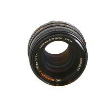 Minolta 50mm F/1.7 Rokkor X MD Mount Manual Focus Lens {55} - UG