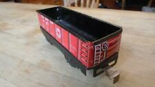 MARX TINPLATE '0' GAUGE 'SEABORD' WAGON.  UNION PACIFIC. EXCELLENT.