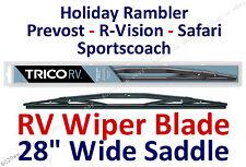 "Wiper Blade Holiday Rambler Prevost R-Vision Safari Sportscoach RV 28"" 67281"