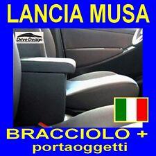LANCIA MUSA - bracciolo per -armrest - vedi anche ns.tappeti auto - alta qualità