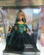 HOLIDAY BARBIE - 2004 SPECIAL EDITION - GREEN  DRESS - NRFB
