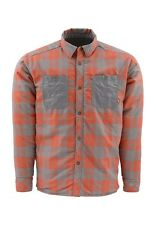 Simms CONFLUENCE Reversible L/S ~ Lead NEW ~ Closeout Size Medium