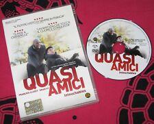 Quasi amici - Francois Cluzet; Omar Sy (DVD; 2012) EDICOLA *BUONO*.