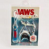 JAWS Charm Straps & Postcard Set UNIVERSAL STUDIOS JAPAN Great White Shark