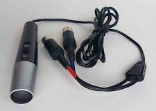 More details for vintage microphone for 1970s cassette recorder