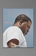 Brick Magazine #2 ASAP A$AP Ferg Vince Staples Action Bronson Anderson Paak NEW