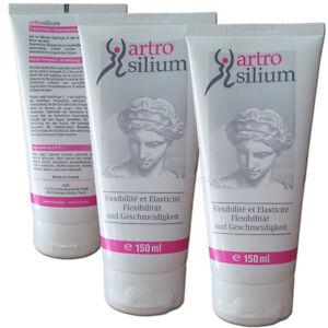 Artrosilium 2 x 150 ml Gel Artro Silium