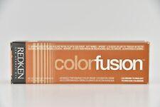 REDKEN - Color Fusion NATURAL FASHION Hair Color 2.1 oz 60 g ml - 4Gr - Gold Red