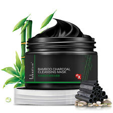 Bamboo Charcoal Blackhead Remover Peel Off Mask Moist Smooth Deep Cleansing
