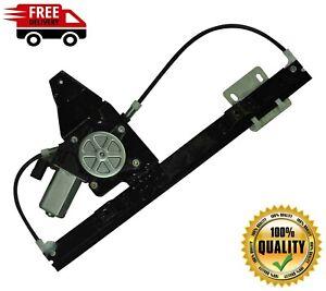 FOR LAND ROVER FREELANDER 1 REAR LEFT WINDOW REGULATOR WITH MOTOR CVH101212