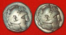 E-Coins Australia 2x AR octobol Kallatis Thrace 4.65g, 4.19g Same Die Rare coins