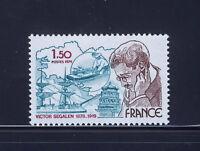 FRANCIA/FRANCE 1979 MNH SC.1634 Victor Segalen,explorer