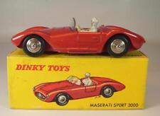 Dinky Toys 505 Maserati Sport 2000 OVP #079