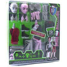 Monster High Create-A-Monster  Gargoyle Vampire Boy 2 Set Body NEW rare