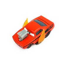 Mattel Disney Pixar Cars Snot Rod With Flames Diecast Toy Car 1:55 Loose New