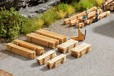 PLUS 14428 voie TT,Pile de planches,8 pile minis découpés au Laser