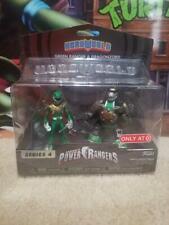 Power Rangers Hero World - Green Ranger & Dragonzord!