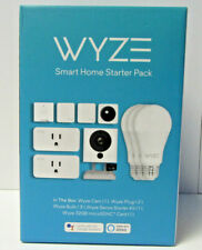 Wyze Smart Home Starter Pack Camera Sensors Plug Bulb Wireless WSHSB BRAND NEW