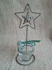 Heart -  Shabby Chic / Rustic Twig Tea Light / Candle Holder