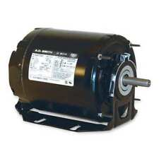 CENTURY GF2054 Motor,Split Ph,1/2 HP,1725,115V,48,ODP