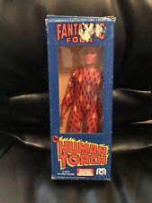 """Mego Fantastic Four The Human Torch 8"""" Mego Mint In Box 1975"""