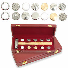 Texturing Hammer with 12 interchangeable faces Boxed set Jewellers Tools#1688