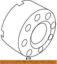 FORD OEM 17-18 F-350 Super Duty Wheel Cover-Hub Center Cap HC3Z1130X