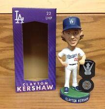 Clayton Kershaw Cy Young / MVP Award 2015 Los Angeles Dodgers Bobblehead SGA