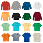 Ralph Lauren Polo baby boys t shirt top long short 3-24m Genuine Factory seconds