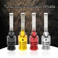 Auto Turbo Sound Endrohr Auspuff Pfeife Turbopfeife Simulator Whistle 4 Far O8L2
