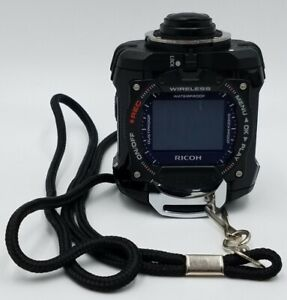 Ricoh WG-M1 Action Camera Works As Is
