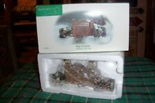 Dept 56 Fieldstone Entry Gate #52718 Heritage Village / Retired Nib